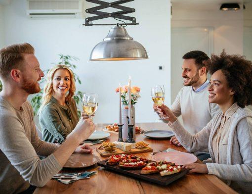 Aprenda 4 receitas fáceis para surpreender ao receber seus amigos em casa!